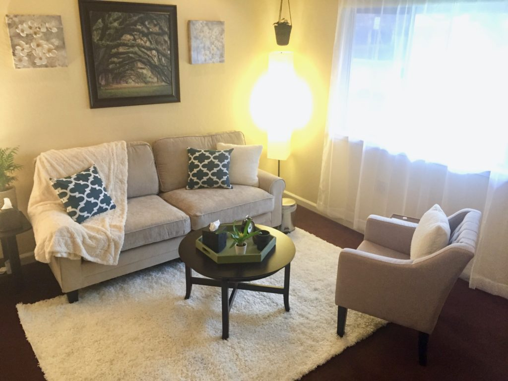 Therapy office full-time rental