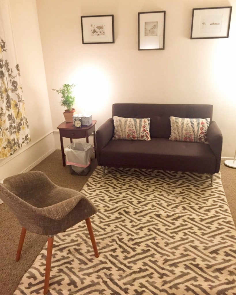 Therapy office rental